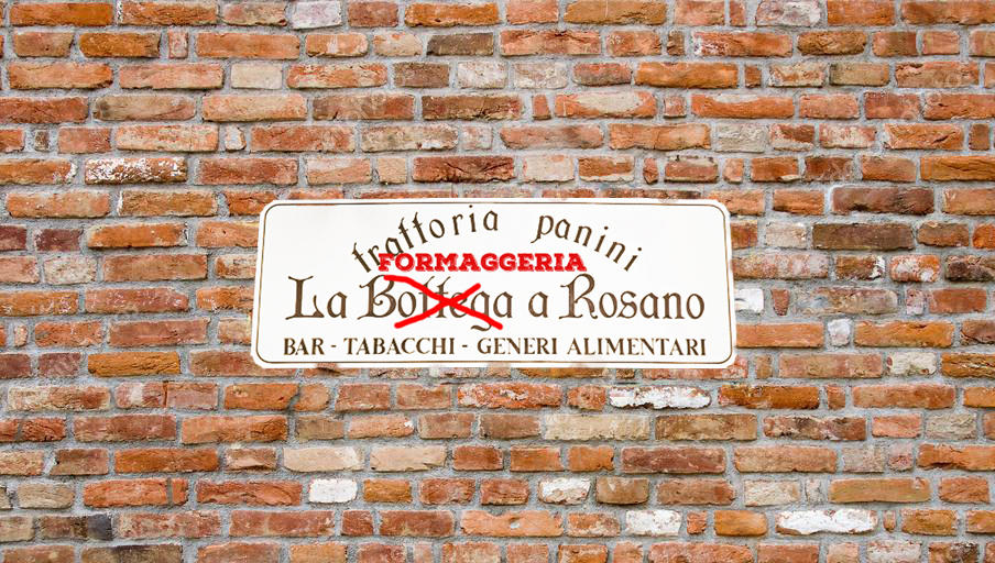 I FORMAGGI DI ROSANO